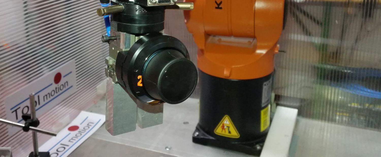 Navigator zum Führen eines Roboters